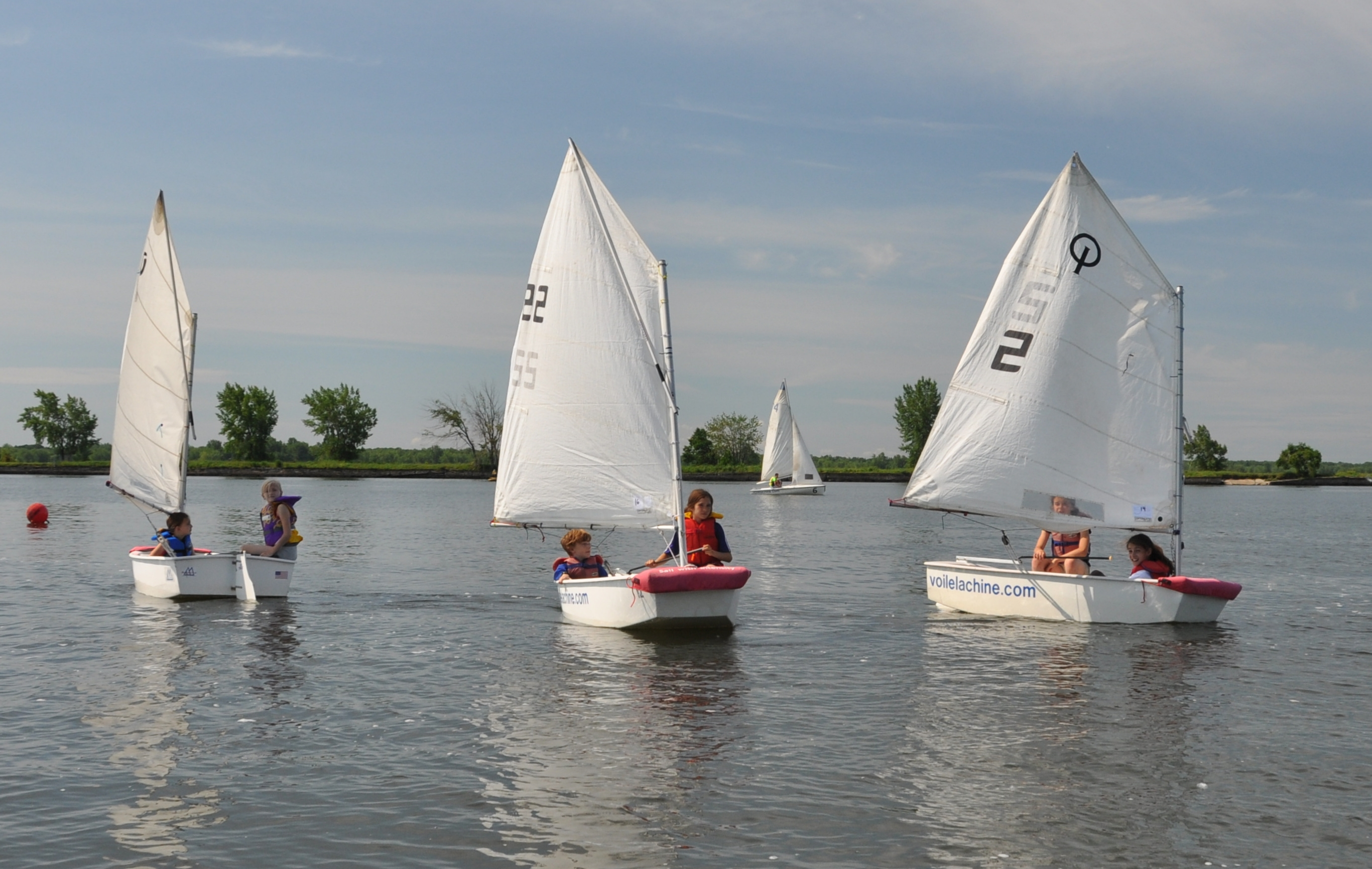 Rencontre voile montreal